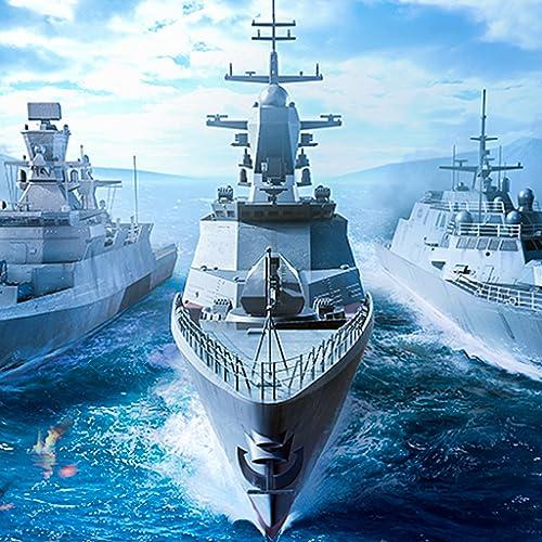 Naval Armada: Fleet Battle - Flottenkommando Ballerspiele