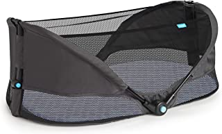 Munchkin Brica Fold N' Go Travel Bassinet, Grey