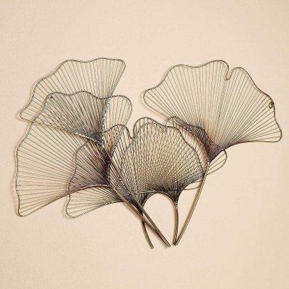 Image result for ginkgo copper sculpture