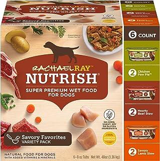 Rachael Ray Nutrish Variety Wet Food