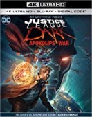 Justice League Dark: Apokolips War (4K UHD + Blu-ray + Digital)