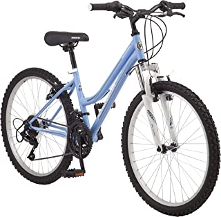 Roadmaster 24 Granite Peak Girls' Mountain Bike Teal (Teal)