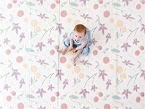JumpOff Jo – Large Waterproof Foam Padded Play Mat for Infants, Babies, Toddlers, 8+..