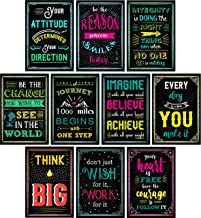 Motivational Posters for Classroom & Office Decorations | Inspirational Quote Wall..