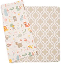 Baby Care Play Mat – Haute Collection (Large, Moroccan – Beige) – Play..