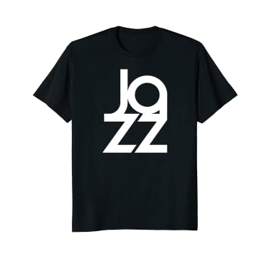 Jazz Logotype T-shirt