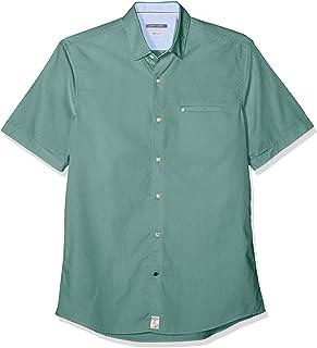 Pierre Cardin Hemd Halbarm, Camisa para Hombre