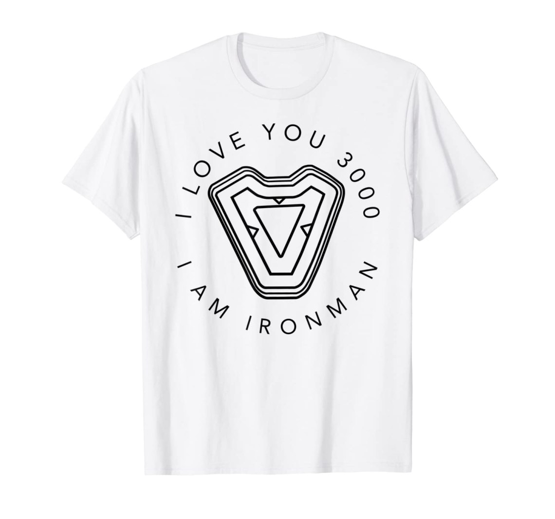 Download Avengers Endgame Iron Man I Love You 3000 Quote Circle ...