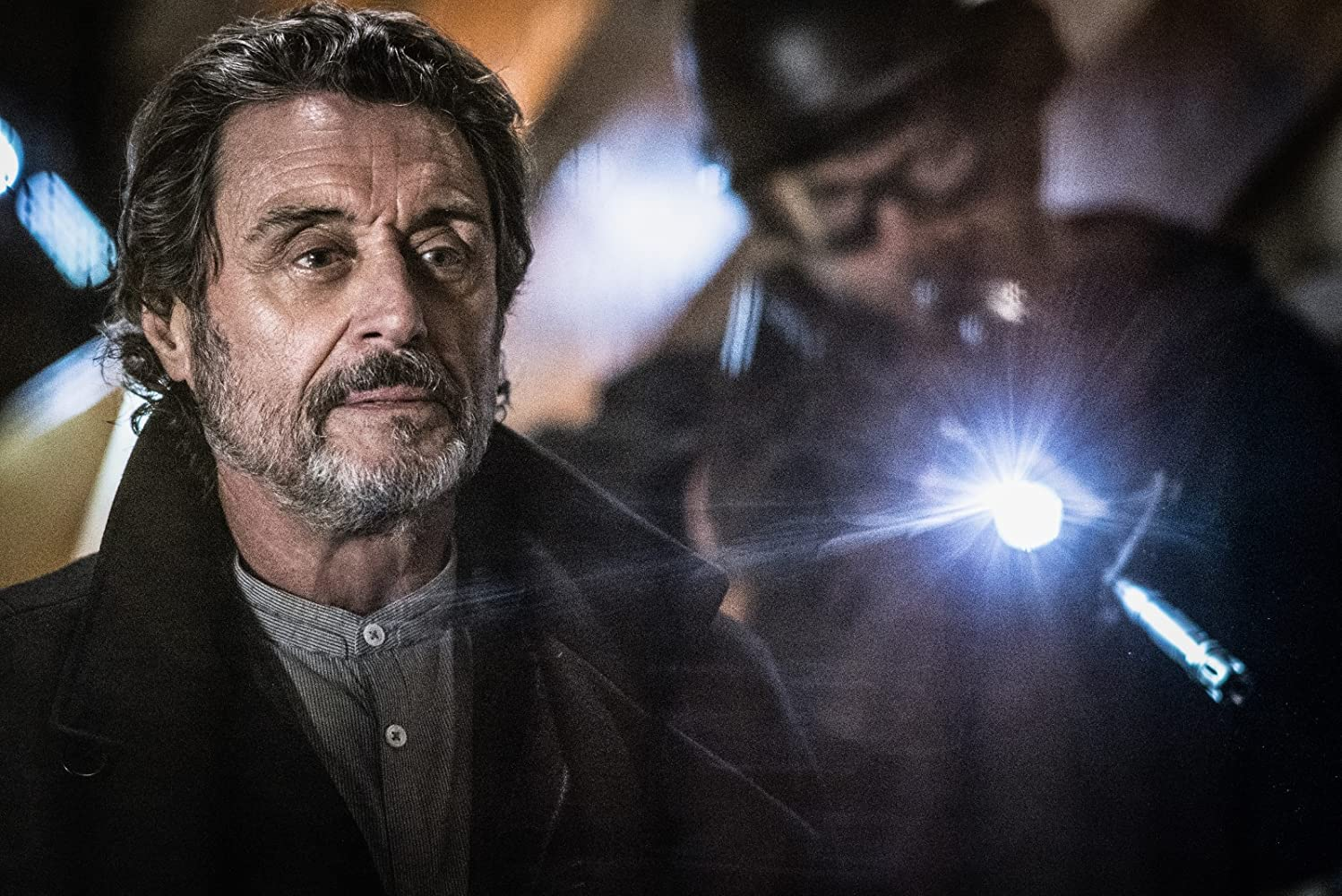Ian McShane / Hellboy / Summit Entertainment. © 2019. All rights reserved.
