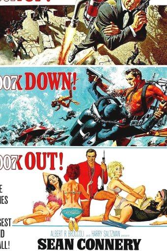 007 Contra a Chantagem Atômica Dublado Online