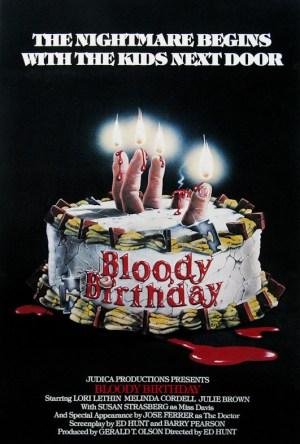 Aniversário Sangrento Dublado Online