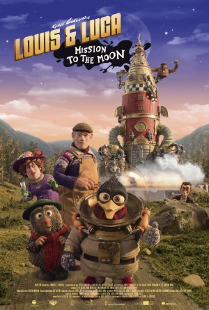 Louis & Luca: Mission to the Moon Legendado Online