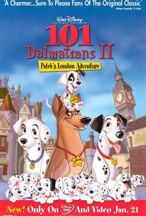101 Dálmatas 2 - A Aventura de Patch em Londres Dublado Online