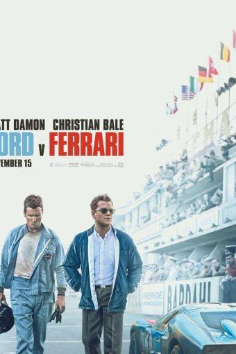 Ford vs Ferrari Legendado Online