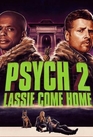 Psych 2: Lassie Come Home Legendado Online