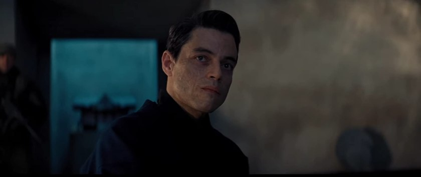 Rami Malek in No Time to Die (2020)