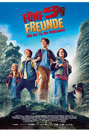 The Famous Five and the Valley of Dinosaurs Legendado Online