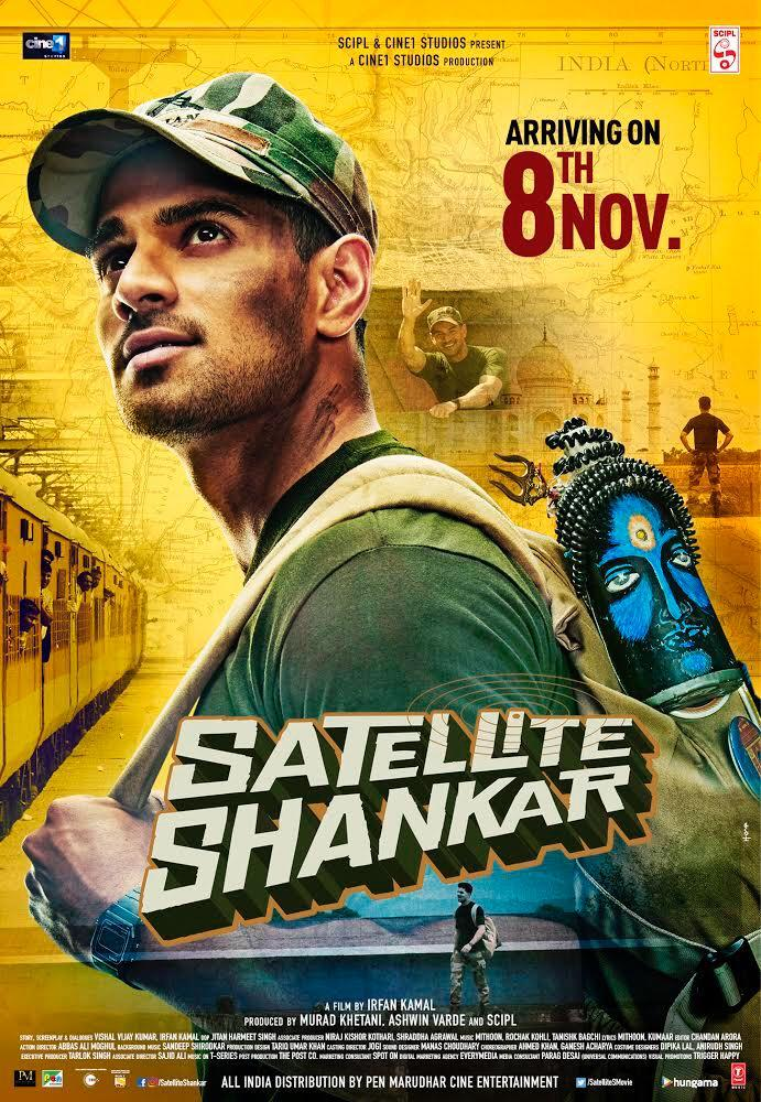 Satellite Shankar (2019) Hindi WEB-DL - 480P | 720P | 1080P - x264 - 400MB | 1GB | 2GB - Download & Watch Online Movie Poster - mlsbd