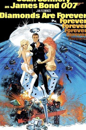 007: Os Diamantes São Eternos Dublado Online