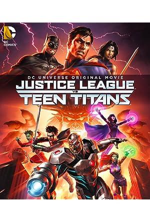 Liga da Justiça vs Novos Titãs Legendado Online