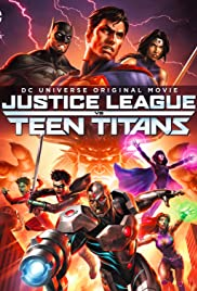 Justice League vs. Teen Titans (2016) 480p/720p BluRay 2