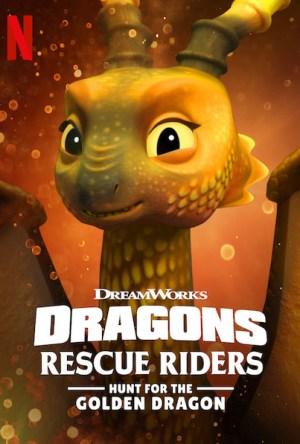 Dragões: Equipe de Resgate: Em Busca do Dragão Dourado Dublado Online