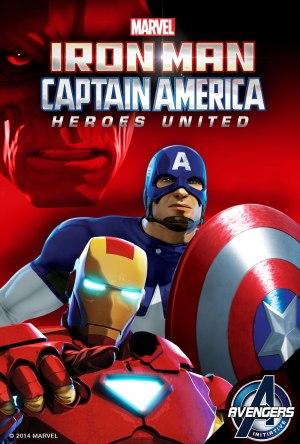Homem de Ferro e Capitão América: Super-Heróis Unidos Dublado Online