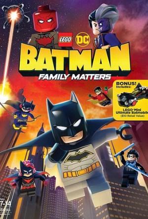 LEGO DC: Batman – Assuntos de Família Legendado Online