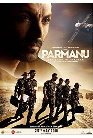 Parmanu: The Story of Pokhran Legendado Online