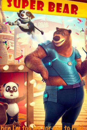 Super Urso: Um Resgate na Cidade Grande Dublado Online