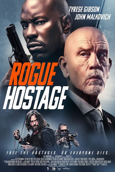 Download Rogue Hostage 2021 English Movie 480p HDRip 300MB