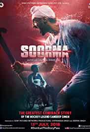 Soorma (2018) Hindi 720p HEVC BluRay x265 AAC ESubs Full Bollywood Movie [700MB]