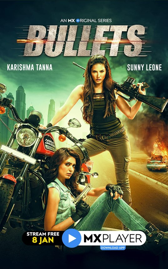 (18+) Bullets 2021 S01 Hindi MX Original Complete Web Series 720p | 480p HDRip 800MB Download