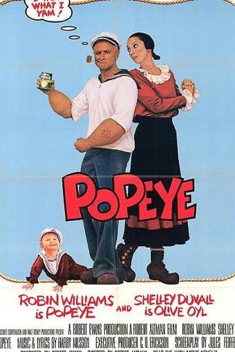 Popeye Dublado Online