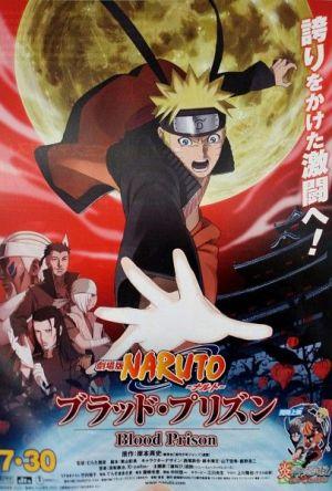 Naruto Shippuden 5: A Prisão de Sangue Legendado Online
