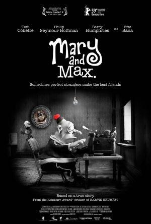 Mary e Max – Uma Amizade Diferente Dublado Online