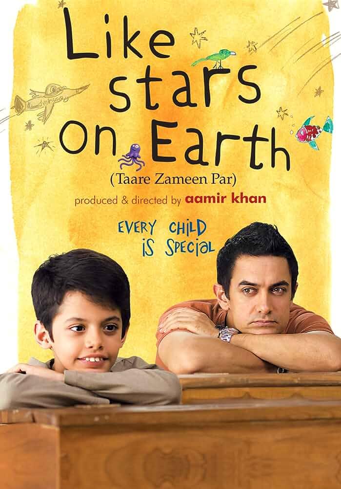 Download Taare Zameen Par (2007) Full Movie In Hindi Bluray 480p [400MB]   720p [1.4GB]   1080p [4.2GB]