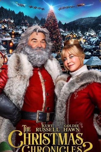 Crônicas de Natal: Parte Dois Dublado Online