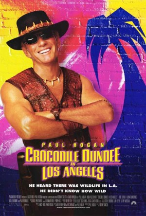 Crocodilo Dundee em Hollywood Dublado Online