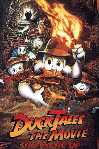 Duck Tales, O Filme: O Tesouro da Lâmpada Perdida Dublado Online