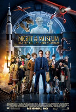Uma Noite no Museu 2 Dublado Online