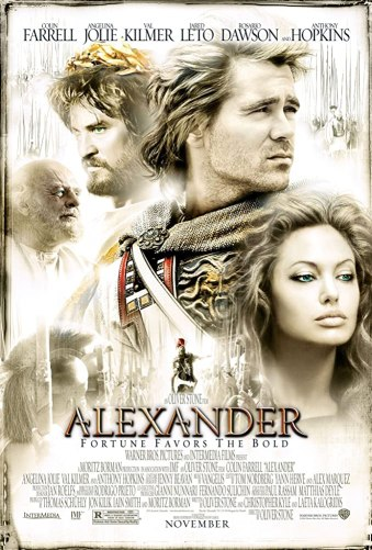 Alexander (2004) Dual Audio Hindi 400MB BluRay 480p x264 ESubs
