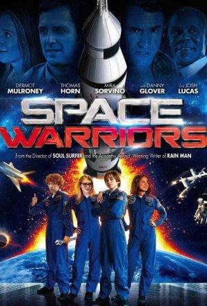 Guerreiros no Espaço Dublado Online