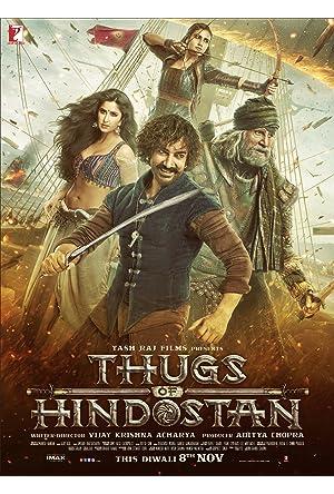 Thugs of Hindostan Legendado Online