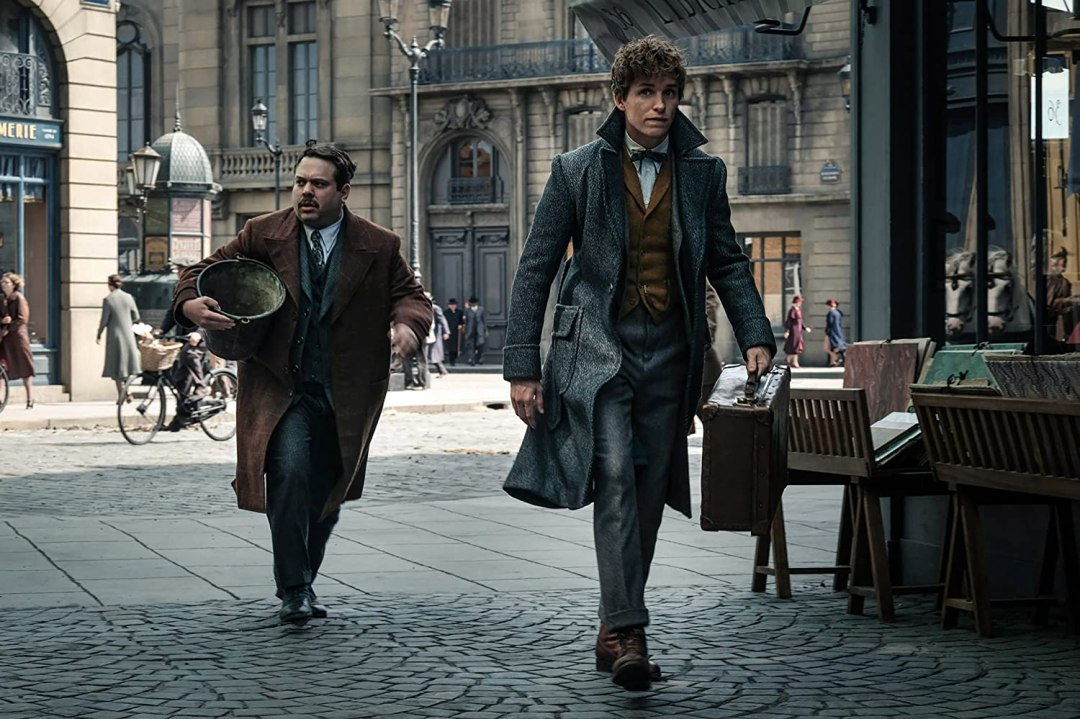 """Darker ToneOscar-winner (Eddie Redmayne returns as """"magizoologist """" Newt Scamander. Speaking on a break from filming, Redmayne said: """"In this film, you really get inside the psychology of the characters more and it's a darker place.""""Taking place in 1927, a decade before World War II, Redmayne added: """"You can sort of get a sense of what's coming historically in the Muggle world and certainly the wizarding world. There are elements that are reflecting that and with the rise of Grindelwald and this greater evil, the stakes are higher."""""""