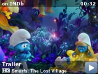 Smurfs The Lost Village 2017 Imdb