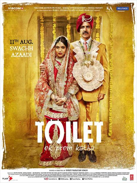 Download Toilet Ek Prem Katha (2017) Hindi Full Movie 480p [550MB] | 720p [1.4GB] | 1080p [3GB]