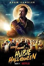 Hubie Halloween (2020) NF HDRip Hollywood Movie ORG. [Dual Audio]