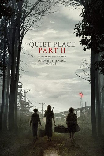 Um Lugar Silencioso – Parte 2 Dublado Online