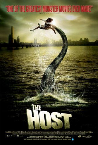 The Host (2006) - best horror movies on Hulu right now